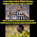 El futbol cambia la vida de las personas