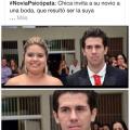 La novia psicopata