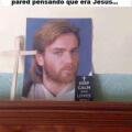 La nueva imagen de Jesus segun mi abuela