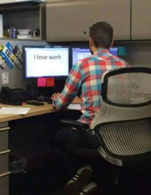 Que haces cuando tu jefe no te quita la mirada