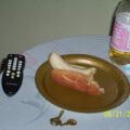 El desayuno almuerzo y cena de los solteros