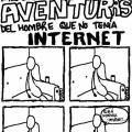 El hombre que no tenia internet