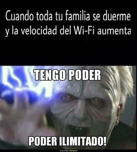 El wifi puede ser poderoso