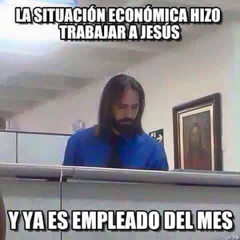 Jesus en tiempo de crisis