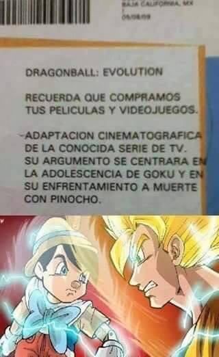 La nueva adaptacion de Dragon Ball