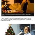 Las luces de navidad pueden acabar con Internet