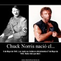 Porque es tan grande Chuck Norris
