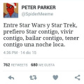 Star wars o star trek