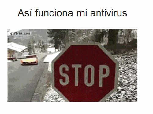 Te presento a mi antivirus