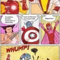 Y asi es como se destruye a estos super heroe
