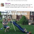 madres en Facebook vs madres en la vida real
