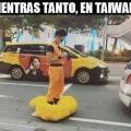Asi es el transporte en Taiwan