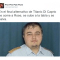 Descubren el final alternativo de Titanic