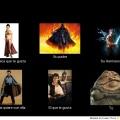 El amor en tiempos de Star Wars