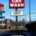 El mejor lavado de auto del mundo