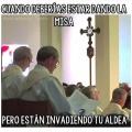 La fe no es lo mas importante para un sacerdote