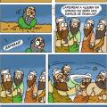 Las cosas absurdas de la biblia