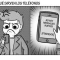 Para que tienes un telefono