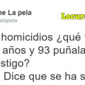 Un crimen normal en homicidios