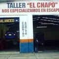 Un taller especializado en escapes