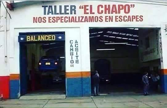 Un taller especializado en escapes