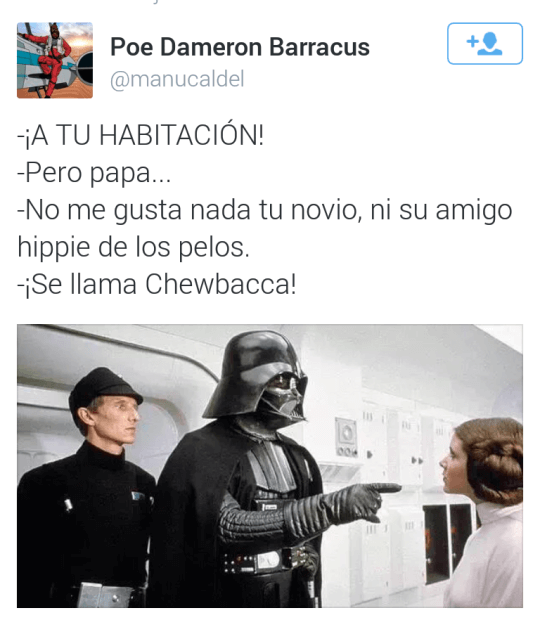 Una version mas realista de Star wars