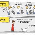 Diferencias claras entre perros y gatos
