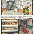 Miedos profundos de la estacion del metro