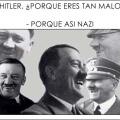 Porque Hitler era tan malo