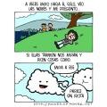 Si las nubes hablaran