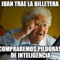 Tu abuela usando Internet