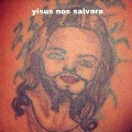 Aqui nuestro señor y salvador