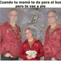 Cuando tu madre te da dinero