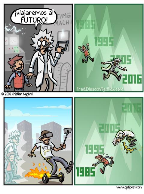 El futuro no es bueno