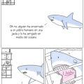 En realidad los tiburones quieren ayudarnos