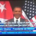 Finalmente Mexico absorbio a los Estados Unidos