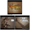 Imagenes exclusivas de la nueva Indiana Jones