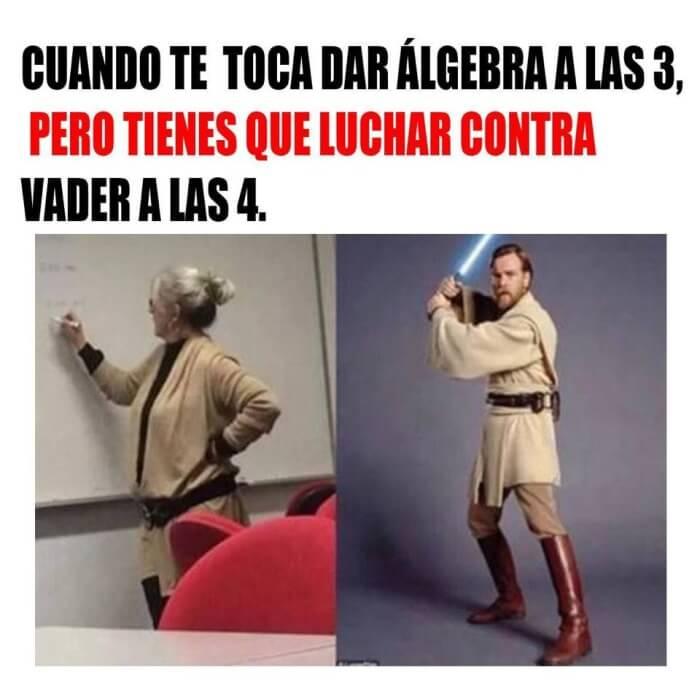 Los Jedi son grandes maestros