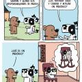 Los cachorros de hoy en dia eluden sus responsabilidades