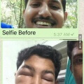 Vale la pena este tipo de selfie