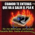 Asi que saldra una nueva PS4