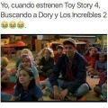 Cuando estrenen toy story 4