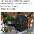 De que color pintar la casa