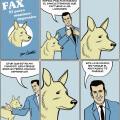 El perro maniaco depresivo