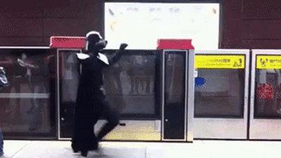 El real poder de Vader
