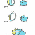 La evolucion del entretenimiento