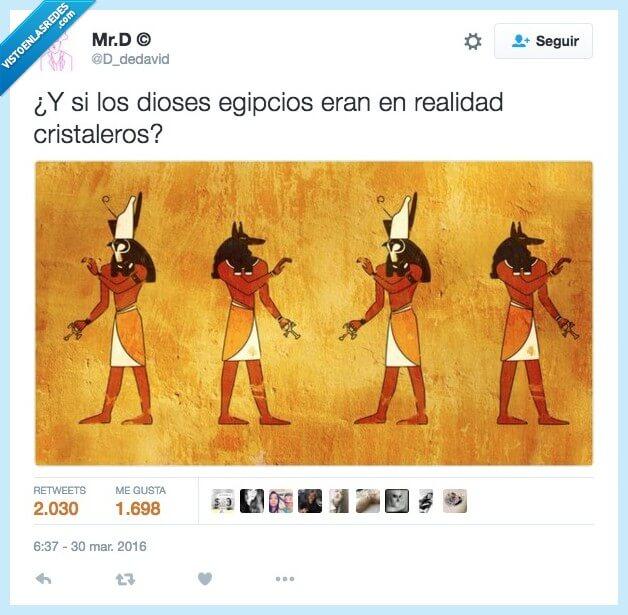 La verdad de los Dioses egipcios
