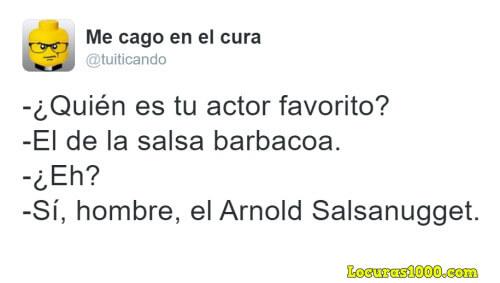 Nuestro actor favorito