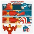 Porque Iron Man es mejor que el Capitan AMerica