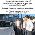 Riesgos de comprar un auto usado